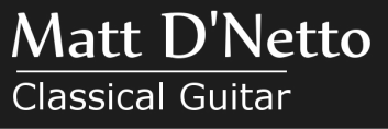 Matt D'Netto | Classical Guitar Teacher - Birmingham, UK